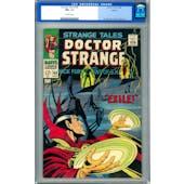 Strange Tales #168 CGC 9.2 Oakland Pedigree (OW) *0045452019*