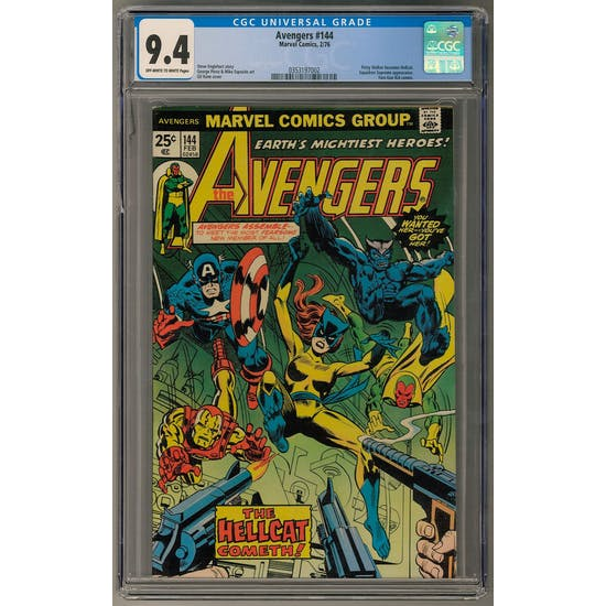 Avengers #144 AVEN1 - (Hit Parade Inventory)