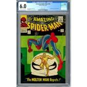 Amazing Spider-Man #35 CGC 6.0 (OW-W) *0357216019*