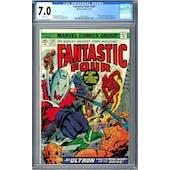 Fantastic Four #150 CGC 7.0 (W) *0357224010*