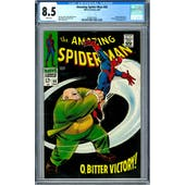 Amazing Spider-Man #60 CGC 8.5 (W) *0358577004*