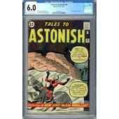 Tales to Atonish #36 CGC 6.0 (OW-W) *0359346025*