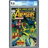 Avengers #144 CGC 9.6 (OW-W) *0359551001*