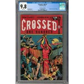 Crossed + 100 #7 CGC 9.8 (W) Horrific Homage Edition *0360912001*