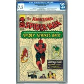 Amazing Spider-Man #19 CGC 7.5 (OW-W) *0990685001*