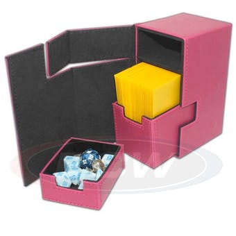 BCW Deck Locker LX - Pink