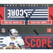 2011 Score Football 36-Pack Box