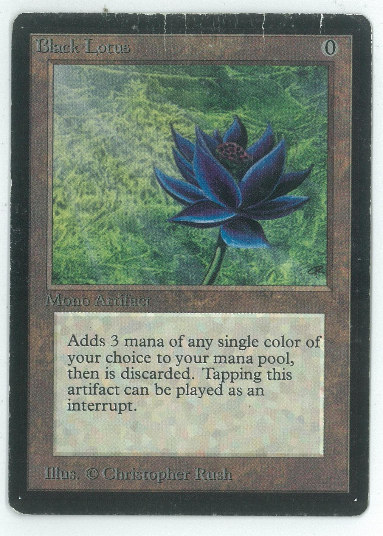 Star Auto Sales >> Magic the Gathering Beta Single Black Lotus - HEAVY PLAY (HP) | DA Card World