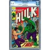 Incredible Hulk #130 CGC 9.4 Oakland Pedigree (OW-W) *1205424003*