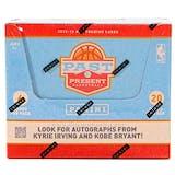 2012/13 Panini Past & Present Basketball Hobby Box