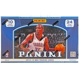 2012/13 Panini Basketball Hobby Box