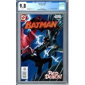 Batman #635 CGC 9.8 (W) *1286769006*