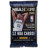 2015/16 Panini Hoops Basketball Hobby Pack
