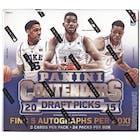 2015/16 Panini Contenders Draft Picks Basketball Hobby Box