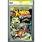 X-Men #94 CGC 8.0 Signature Series (W) *1575276005*
