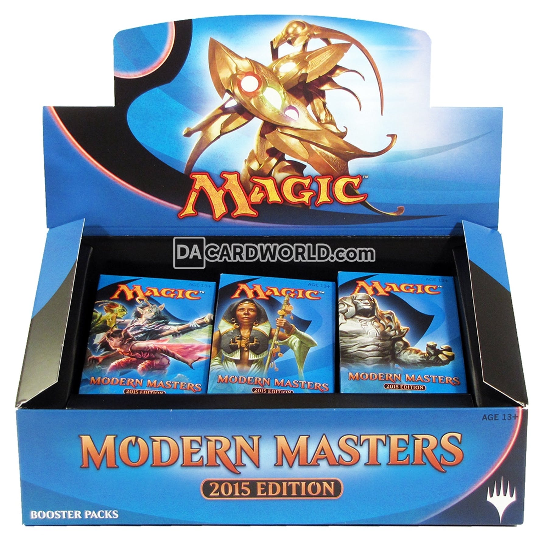 magic the gathering modern masters 2015 edition booster