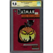 Batman: The Long Halloween #1 CGC 9.8 (W) Signed By Tim Sale *1609149002*