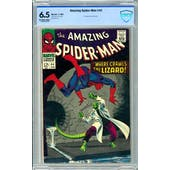 Amazing Spider-Man #44 CBCS 6.5 (OW-W) *17-0D1E316-008*