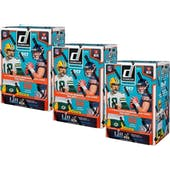 2017 Panini Donruss Football 11-Pack Blaster Box (Lot of 3)