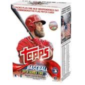 2018 Topps Series 2 Baseball 10-Pack Blaster 16-Box Case