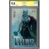 Thor #1 CGC 9.8 Esad Ribic Variant Signature Series (W) *1958998015*