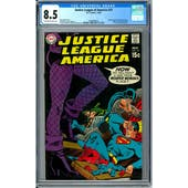 Justice League of America #75 CGC 8.5 (OW-W) *2006094010*