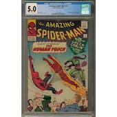 Amazing Spider-Man #17 CGC 5.0 (OW-W) *2009118002*