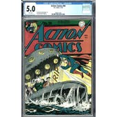 Action Comics #90 CGC 5.0 (W) *2009211004*