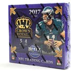 2017 Panini Crown Royale Football Ultra Box