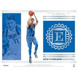 2018/19 Panini Encased Basketball Hobby 8-Box Case (Presell)