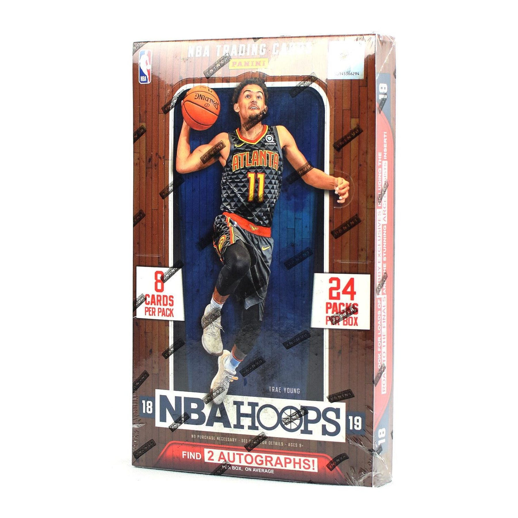 2018 19 Panini Nba Hoops Basketball Hobby Box: 2018/19 Panini Hoops Basketball Hobby Box