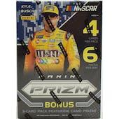 2018 Panini Prizm Racing 6-Pack Blaster Box
