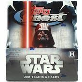 Star Wars Finest Hobby Box (2018 Topps)