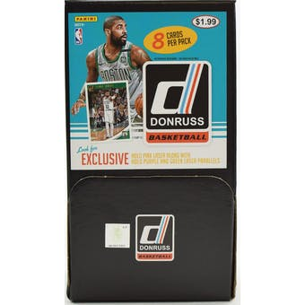 2018/19 Panini Donruss Basketball Gravity Feed Box