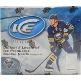 2018/19 Upper Deck Ice Hockey Hobby Box