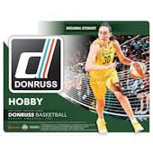 2019 Panini Donruss WNBA Basketball Hobby Box (Presell)