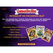 Garbage Pail Kids Series 2 Revenge of Oh, The Horror-ible! Collectors Box (Topps 2019) (Presell)