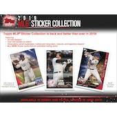 2019 Topps Baseball MLB Sticker Collection Album