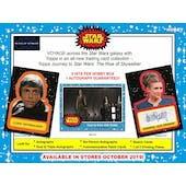 Journey to Star Wars: The Rise of Skywalker Hobby Box (Topps 2019) (Presell)