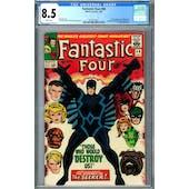 Fantastic Four #46 CGC 8.5 (W) *2019714011*