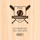 2019 Hit Parade Autographed Baseball Bat 1-Box Series 7- DACW Live 6 Spot Random Division Break #3