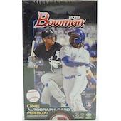 2019 Bowman Baseball 4 Jumbo Box- DACW Live 30 Spot Pick Your Team Break #5