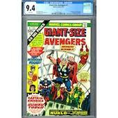 Giant-Size Avengers #1 CGC 9.4 (W) *2020251007*