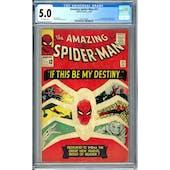 Amazing Spider-Man #31 CGC 5.0 (OW) *2023106001*