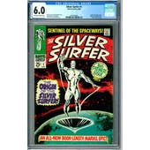 Silver Surfer #1 CGC 6.0 (OW-W) *2023106003*