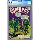 Superboy #86 CGC 8.5 (OW-W) *2027297013*