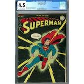 Superman #32 CGC 4.5 (OW-W) *2027297015*