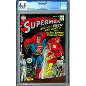 Superman #199 CGC 6.5 (OW-W) *2027297025*