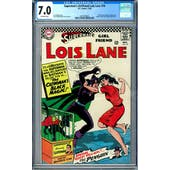 Superman's Girlfriend Lois Lane #70 CGC 7.0 (OW) *2027298003*
