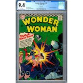 Wonder Woman #163 CGC 9.4 (W) Northland Pedigree *2027298010*